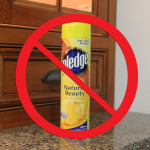 Pledge may be ruining your cabinetry
