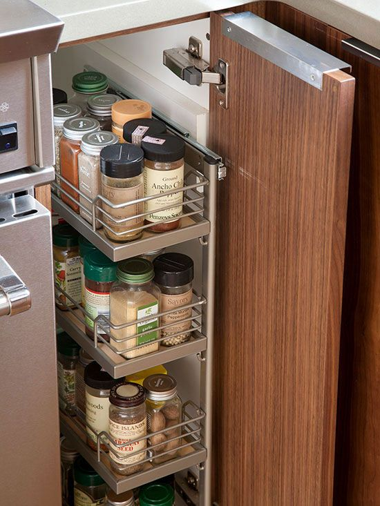 Awesome Storage Ideas For Your Cabinets